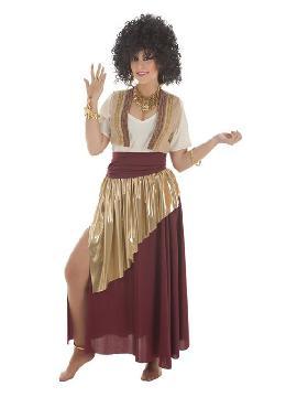 disfraz de bailarina mora para mujer