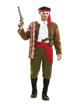 disfraz de bandolero para hombres