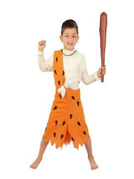 disfraz de bang bang picapiedra niño