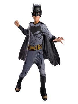 disfraz de batman la liga de la justicia niño