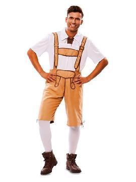 disfraz de bavaro clasico para hombre