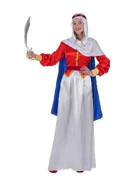disfraz de beduina para mujer
