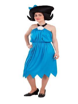 disfraz de betty marmol mujer