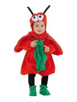 disfraz de bichito para bebe