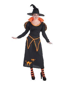 disfraz de bruja carol para mujer