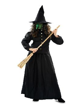 disfraz de bruja clasica para mujer