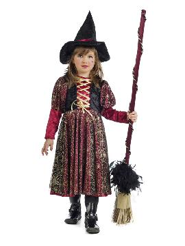 disfraz de brujita sabrina para niña
