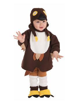 disfraz de buho loco para bebe