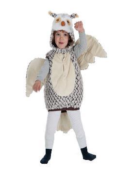 disfraz de buho para niño