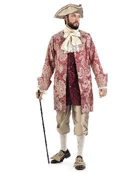 disfraz de caballero epoca sebastian hombre