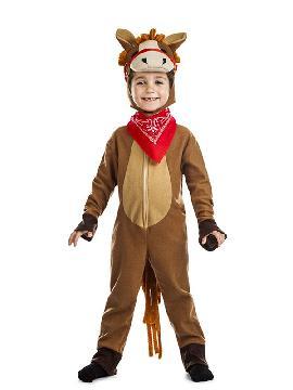 disfraz de caballito para niño