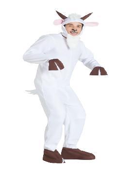 disfraz de cabra para adulto