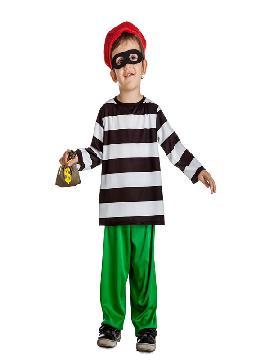 disfraz de caco para niño