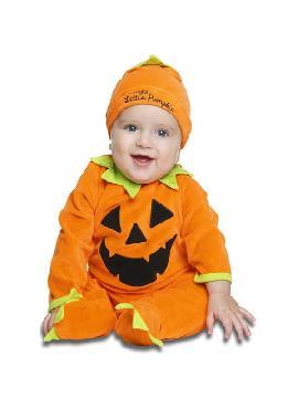 disfraz de calabaza halloween para bebe