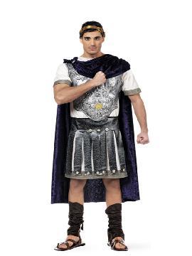 disfraz de caligula romano lujo hombre