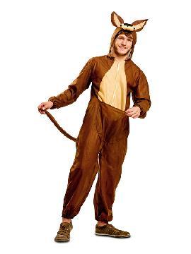 disfraz de canguro australiano para adulto