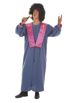 disfraz de cantante de gospel memphis para hombre