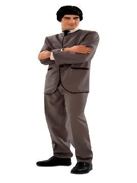 disfraz de cantante ingles de los 60 para hombre