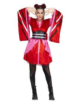 disfraz de cantante manga eurovision para mujer