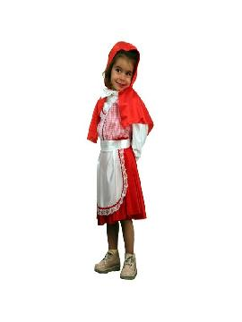 disfraz de caperucita roja barata niña