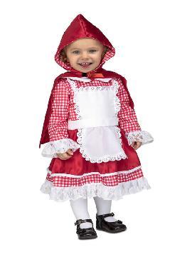 disfraz de caperucita roja para bebe