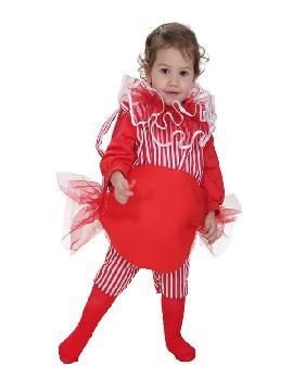 disfraz de caramelo para bebe