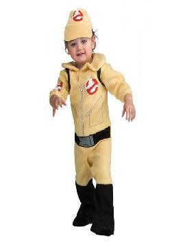 disfraz de cazafantasmas chico para bebe