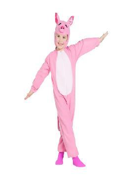 disfraz de cerdito para infantil