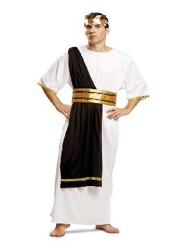 disfraz de cesar romano para hombre