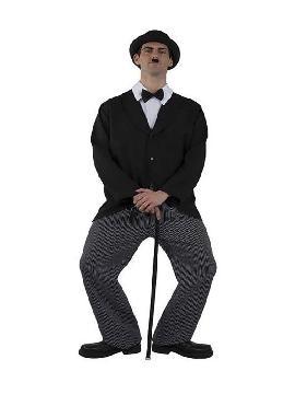 disfraz de charles chaplin hombre
