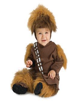 disfraz de chewbacca para bebe