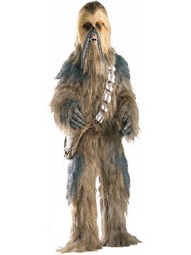 disfraz de chewbacca supreme adulto