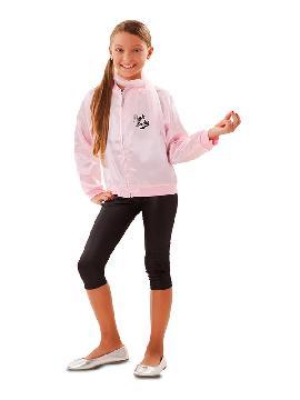 disfraz de chica grease para niña