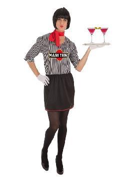 disfraz de chica martini para hombre