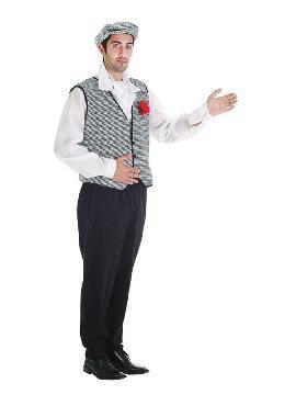 disfraz de chulapo coral madrileño para hombre