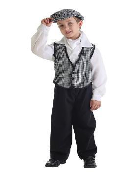 disfraz de chulapo coral madrileño para niño