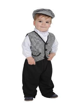disfraz de chulapo o madrileño para bebe