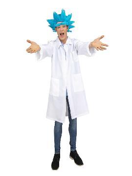 disfraz de cientifico loco adulto