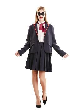 disfraz de colegiala sexy para mujer