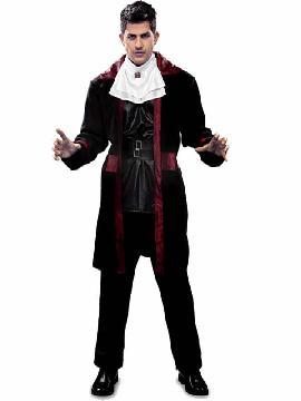 disfraz de conde dracula hombre