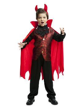 disfraz de conde vampiro para niño