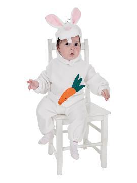disfraz de conejito zanahoria para bebe