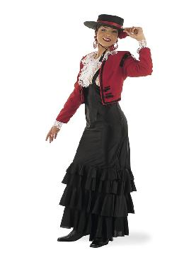 disfraz de corbobesa deluxe mujer