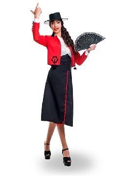 disfraz de cordobesa mujer lujo