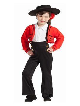disfraz de cordobesa para niña