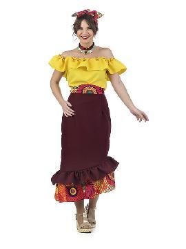 disfraz de cubana amarillo para mujer. Con este disfraz vivirás más cerca la sangre cubana en tus fiestas de disfraces, y te hecharas un baile sabrosón, Este disfraz es ideal para tus fiestas temáticas de disfraces Del mundo por países y regionales adultos. Fabricación nacional.