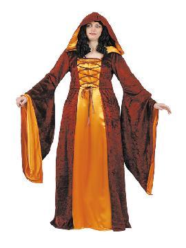 disfraz de dama de la corte mujer. Compra tu disfraz barato y harás que te sientas como una auténtica dama de la corte en la edad media. Es ideal para tus ferias y mercados medievales.