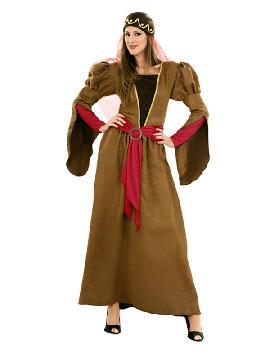 disfraz de dama juliana mujer