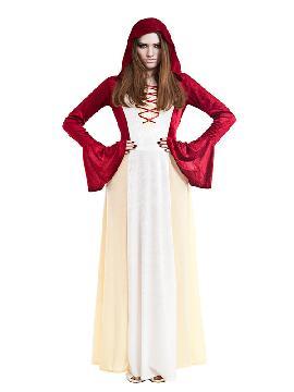 disfraz de dama siniestra para mujer