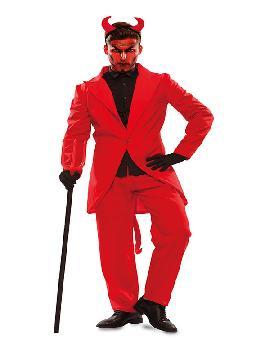 disfraz de demonio elegante para hombre